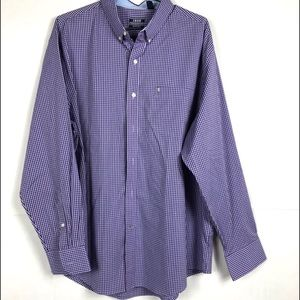 IZOD Men's New Condition - Button Down Shirt Sz XL
